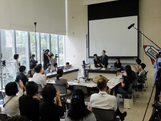 1期生トップランナー講義(福島先生)