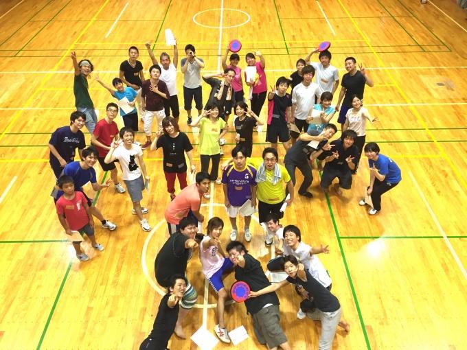 PIECESのつくる子どもと大人が混じってスポーツを楽しむ場