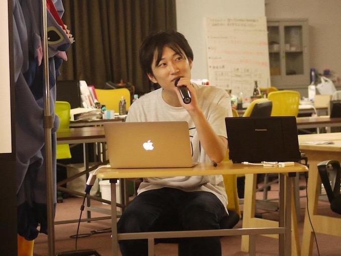 2012年頃の東藤さん