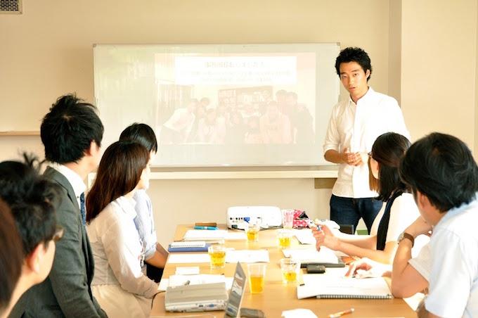 高校生たちと関わるコンポーザーの研修会