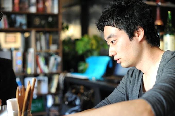 2012年、創業当時の今井さん