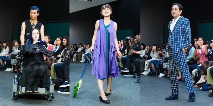 SMAの難病のALEXさん 筋ジストロフィーの小澤綾子さん 俳優のルー大柴さん