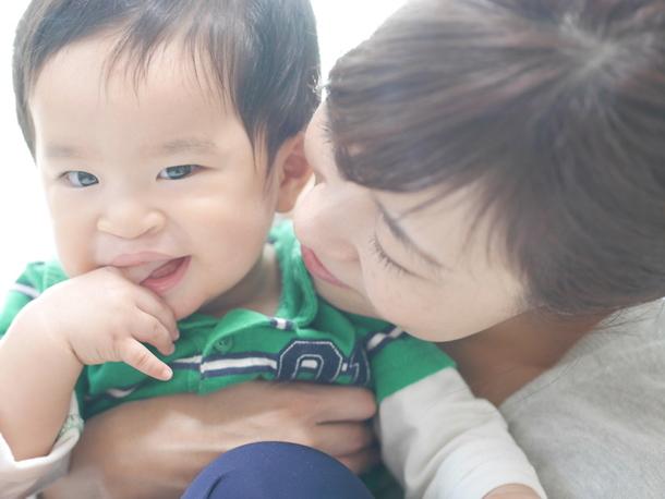 手術を終えた息子さんと小菅さん