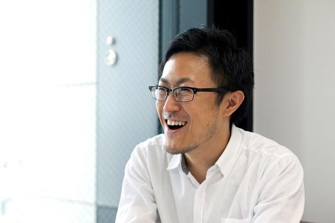 yamory代表の岡本ナオトさん。