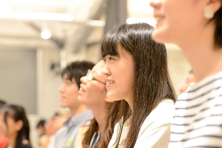 【写真】参加者にも笑みが溢れる