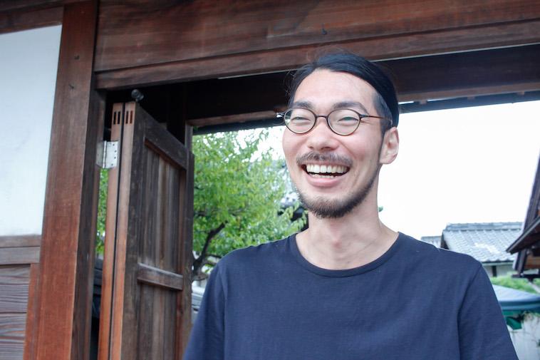 【写真】爽やかな笑顔のたんじょうさん