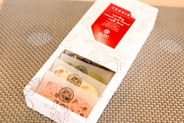 【写真】さまざまな種類の味が箱に詰められているシリーズも販売している。