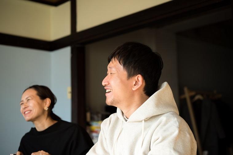 【写真】笑顔で話すおおたなおきさん