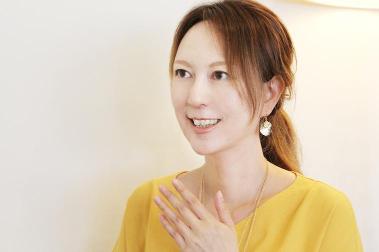 【写真】笑顔で語るセリさん