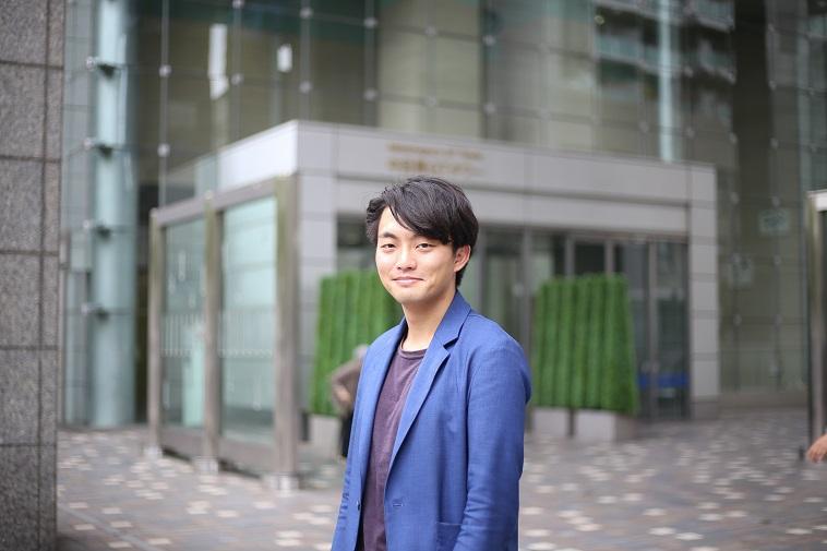 【写真】LITALICO仕事ナビ編集長すずきゆうへいさん