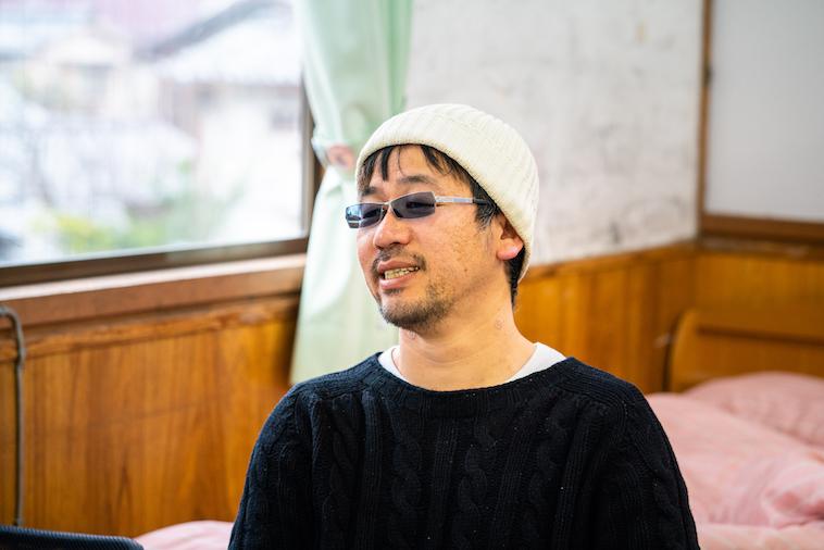 【写真】インタビューに応える木ノ戸さん