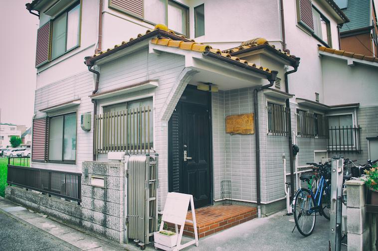 【写真】住宅街の中にあるトブ塾