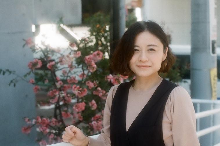 【写真】穏やかな表情でこちらを見ている桜林さん