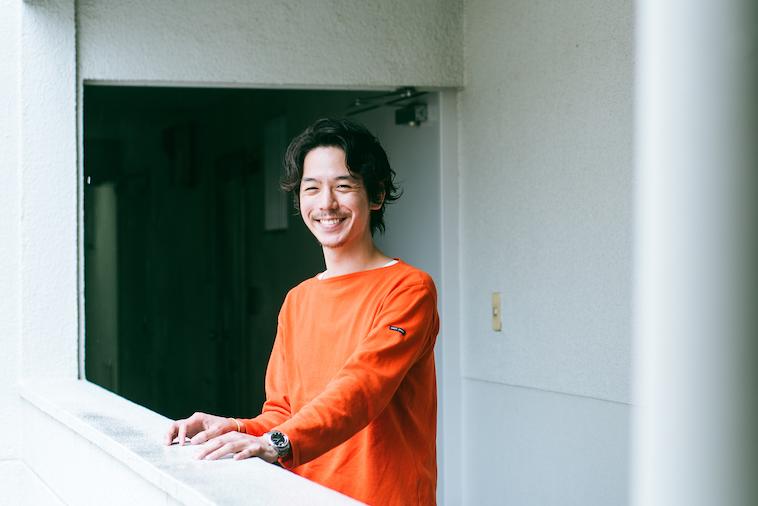 【写真】笑顔でインタビューに応えるみやざきさん