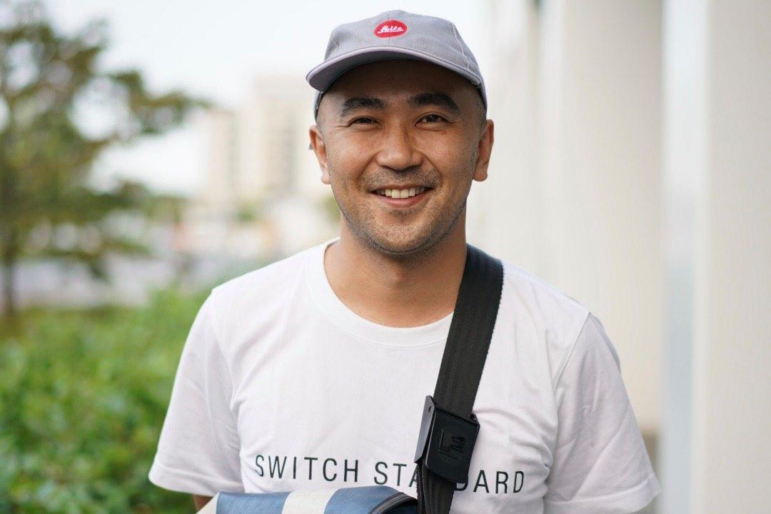 【写真】笑顔で正面を向く、ゲストの木村まさしさん